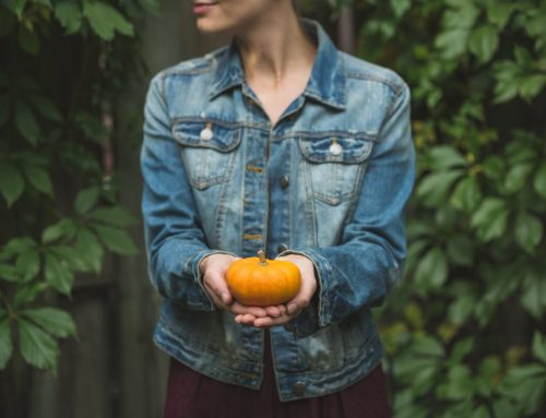 "Carving Season: Pumpkins and ""Me Time"" (Strategies for Self-Care)"